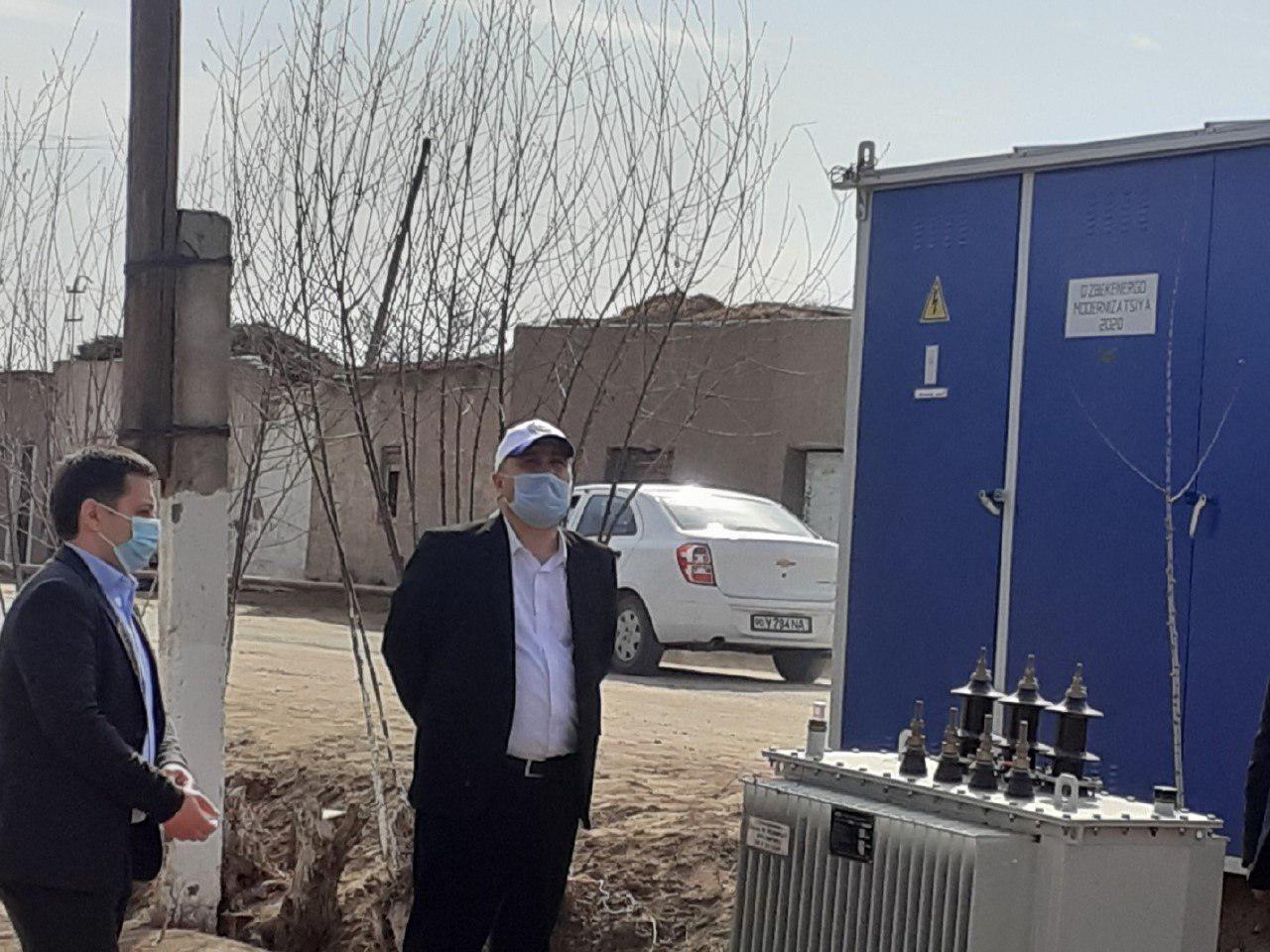 Elektr ta'minotidagi 25 yillik  muammo hal bo'ldi