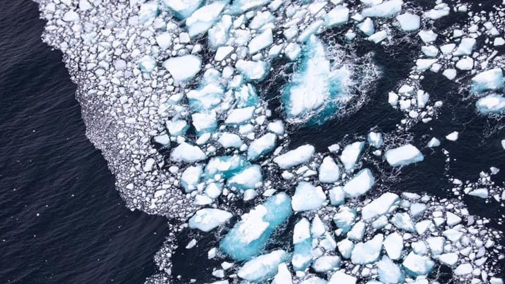 Дунёдаги энг катта айсберг эрияпти (ФОТО)