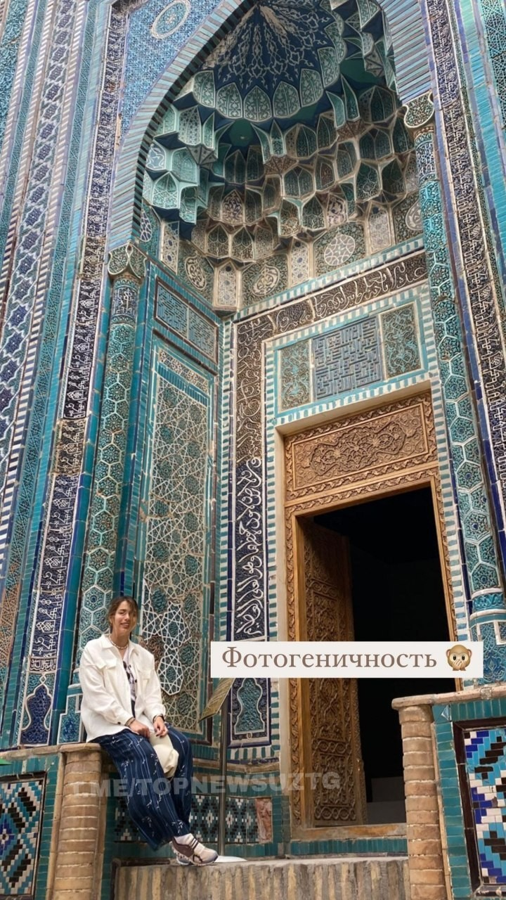 Gulnora Karimovaning qizi O'zbekistonga qaytdi (FOTO)