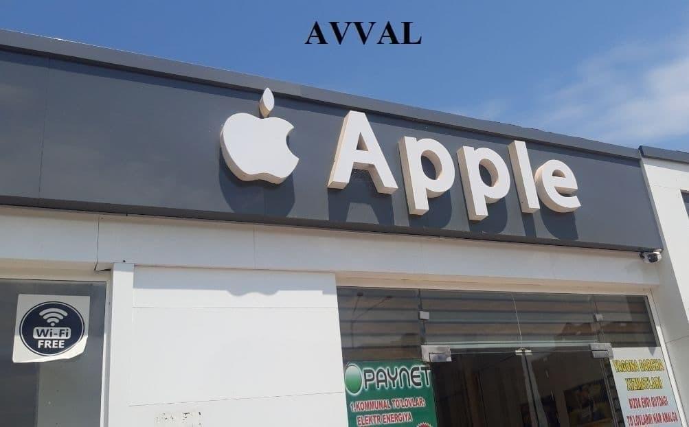 Qashqadaryoda «Apple» brendi bilan bog'liq qonunbuzarlik fosh bo'ldi (FOTO)
