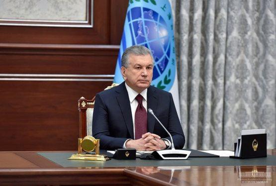 Shavkat Mirziyoyev Shanxay hamkorlik tashkilotining navbatdagi sammitida ishtirok etdi